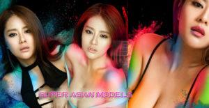 Super Asian Models